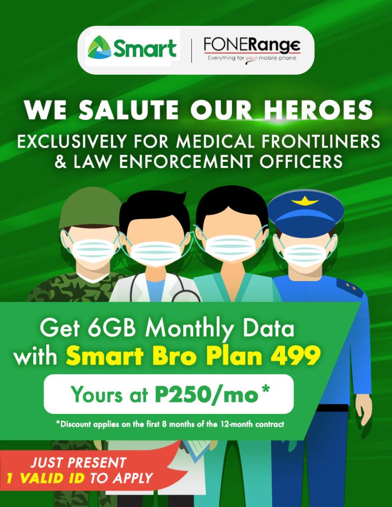 Smart Bro Plan 499