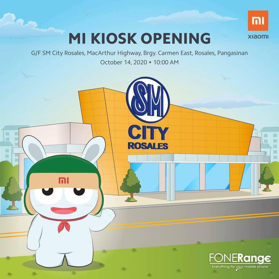 Xiaomi SM City Rosales