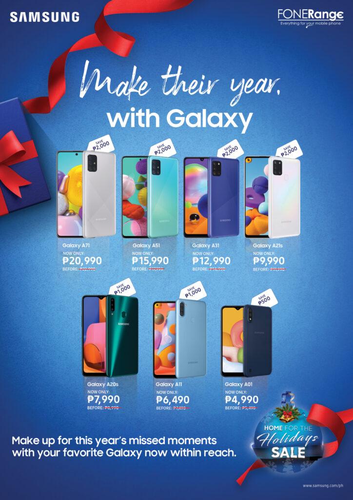 Samsung Holiday Sale 2020