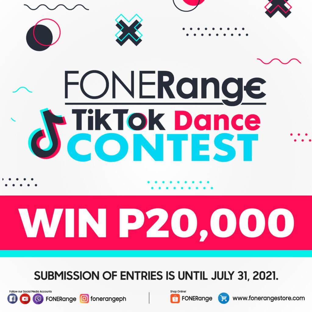 Fonerange x Tiktok Contest